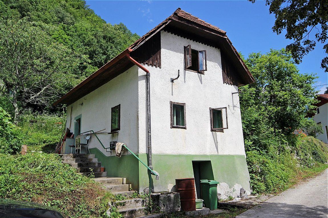 Дом в Мосте-на-Сочи, Словения, 58 м2 - фото 1
