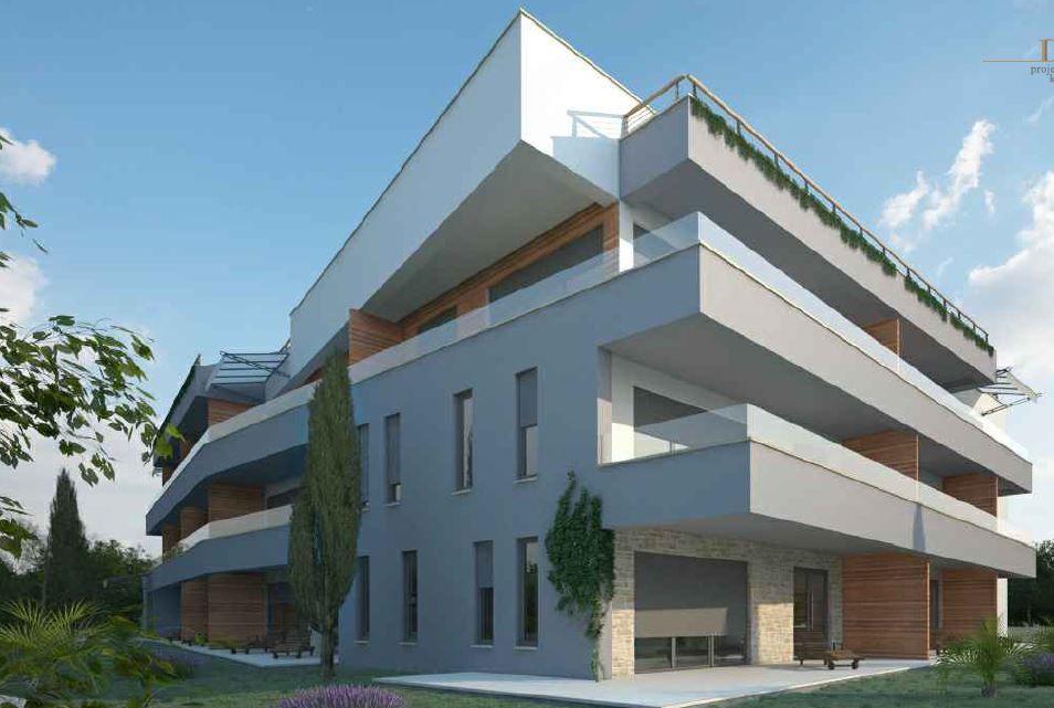 Квартира в Медулине, Хорватия, 100 м2 - фото 1
