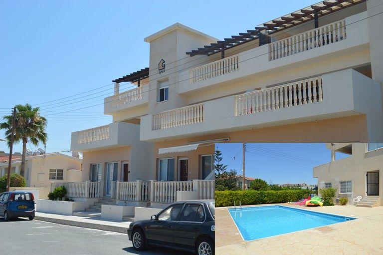 Апартаменты в Пафосе, Кипр, 65 м2 - фото 3