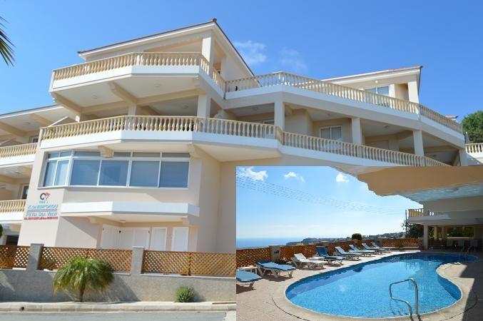 Апартаменты в Пафосе, Кипр, 73 м2 - фото 2
