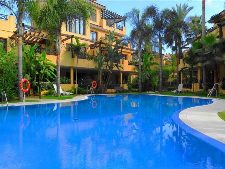 Апартаменты в Марбелье, Испания, 177 м2 - фото 1