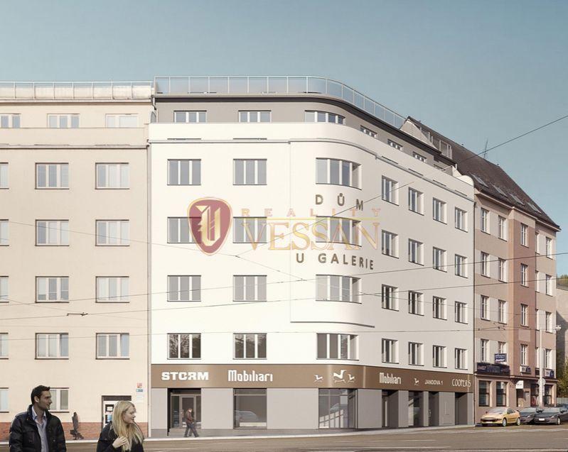 Апартаменты в Праге, Чехия, 48 м2 - фото 1