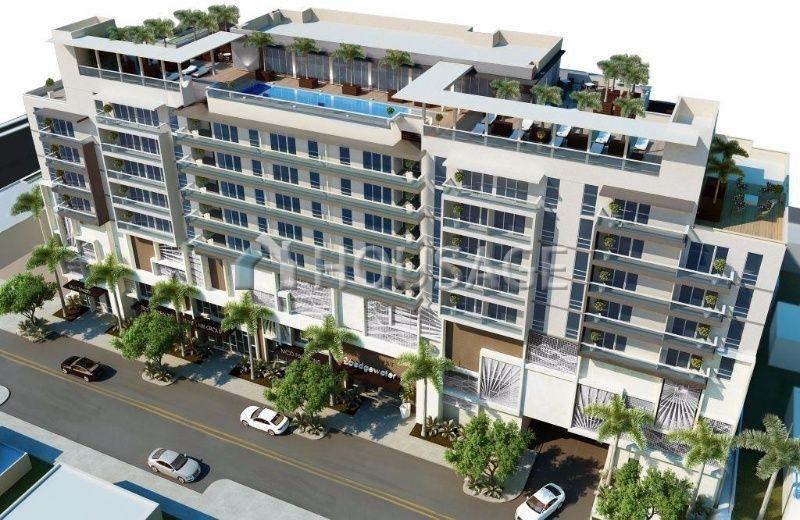 Квартира в Майами, США, 55 м2 - фото 1