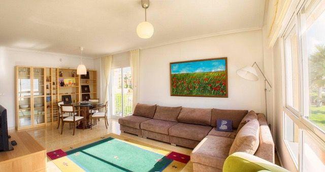 Апартаменты в Ориуэла Коста, Испания, 114 м2 - фото 1