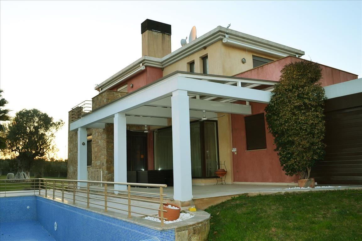 Вилла на Кассандре, Греция, 256 м2 - фото 1