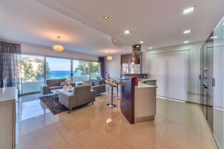 Апартаменты в Лимассоле, Кипр, 130 м2 - фото 1