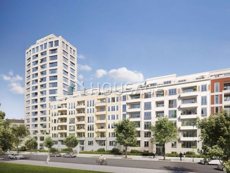 Квартира в Берлине, Германия, 94.44 м2 - фото 1