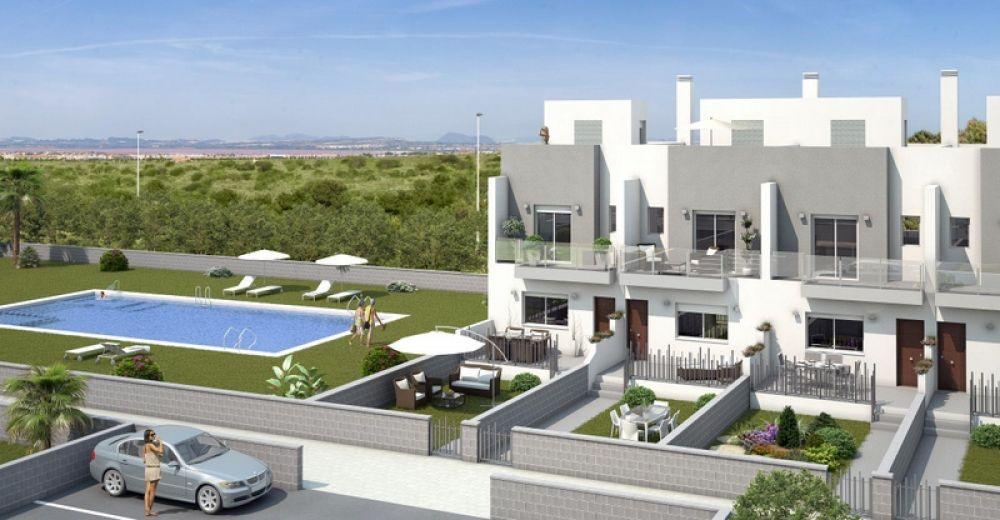 Недвижимость испании таунхаусы