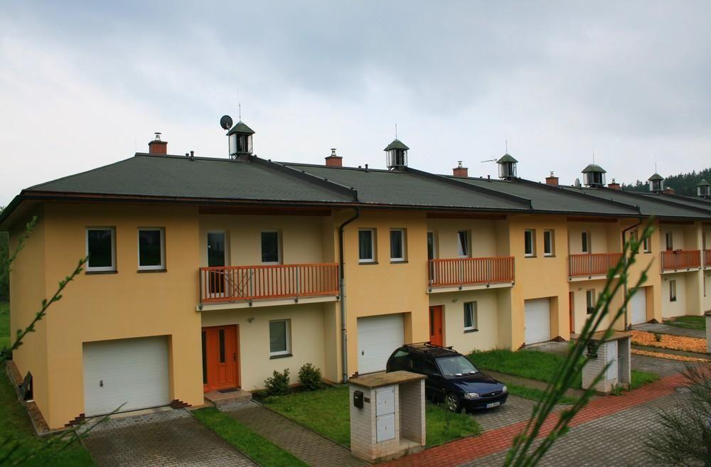 Дом в Карловых-Варах, Чехия, 203 м2 - фото 1