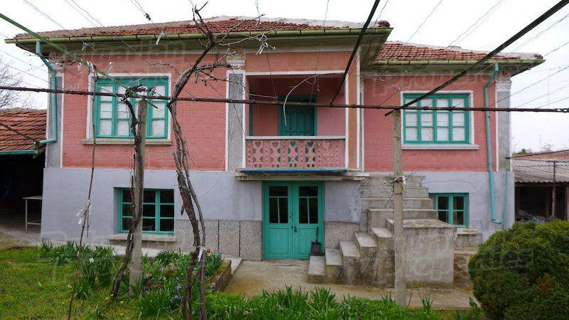 Дом в Стара Загоре, Болгария, 1360 м2 - фото 1