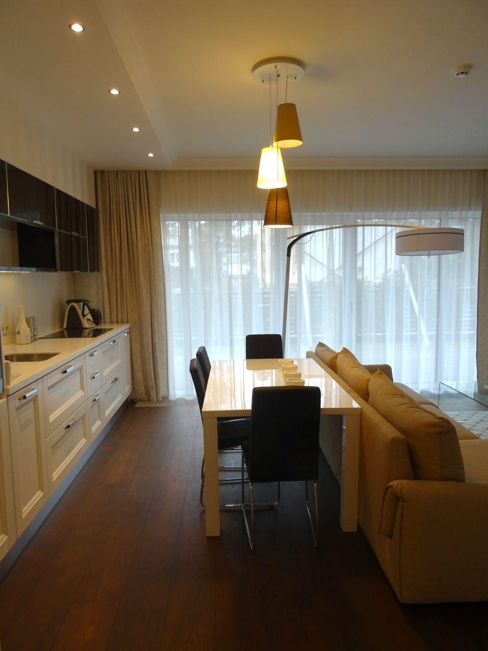 Апартаменты в Юрмале, Латвия, 86.6 м2 - фото 1