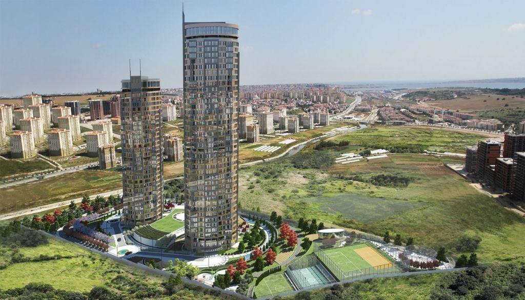 Квартира в Стамбуле, Турция, 89 м2 - фото 1