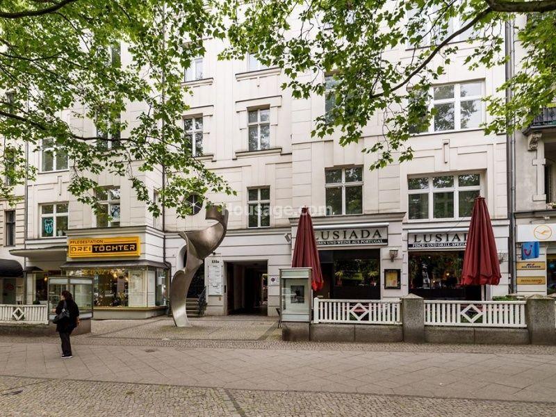 Квартира в Берлине, Германия, 54.37 м2 - фото 1