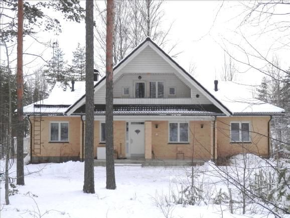 Коттедж в Сулкава, Финляндия, 232 м2 - фото 1