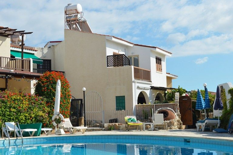 Дом в Пафосе, Кипр, 110 м2 - фото 1