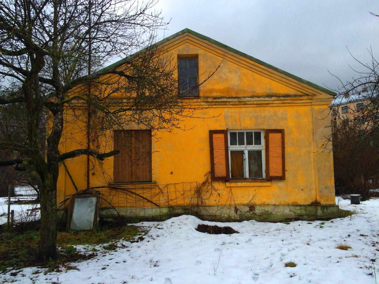 Земля в Риге, Латвия, 1143 м2 - фото 1