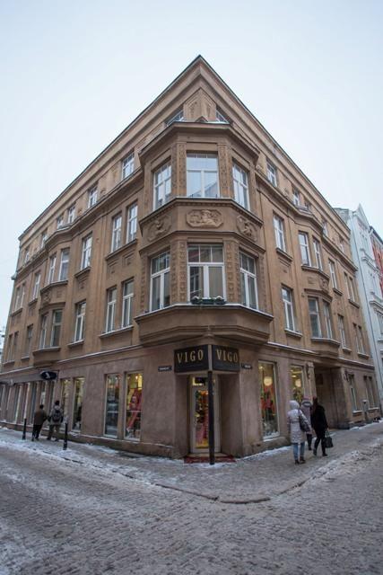 Квартира в Риге, Латвия, 81 м2 - фото 1