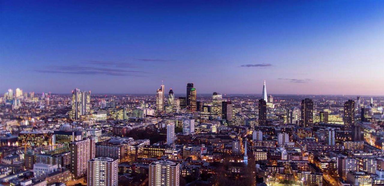 Апартаменты в Лондоне, Великобритания, 96 м2 - фото 1