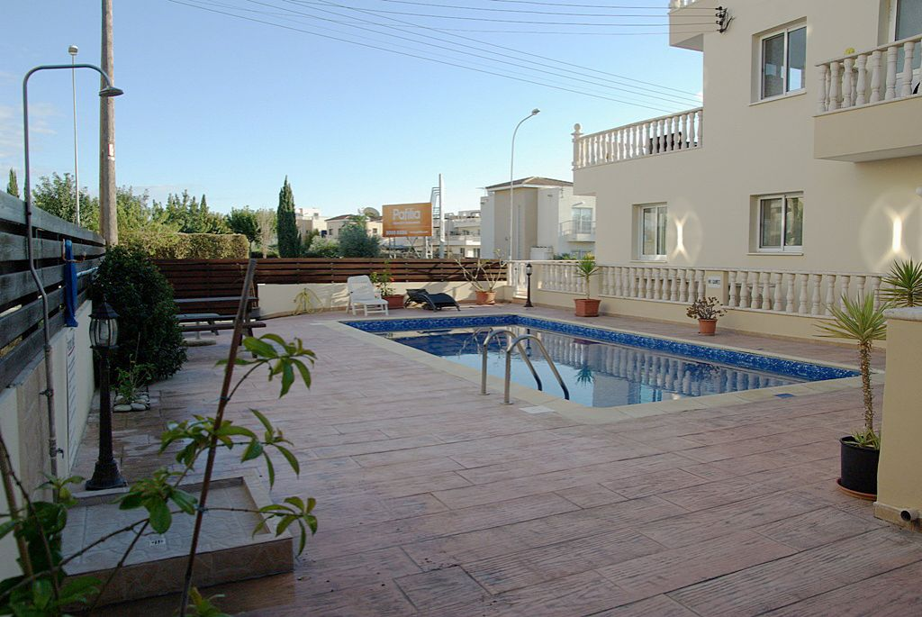 Апартаменты в Пафосе, Кипр, 53 м2 - фото 1