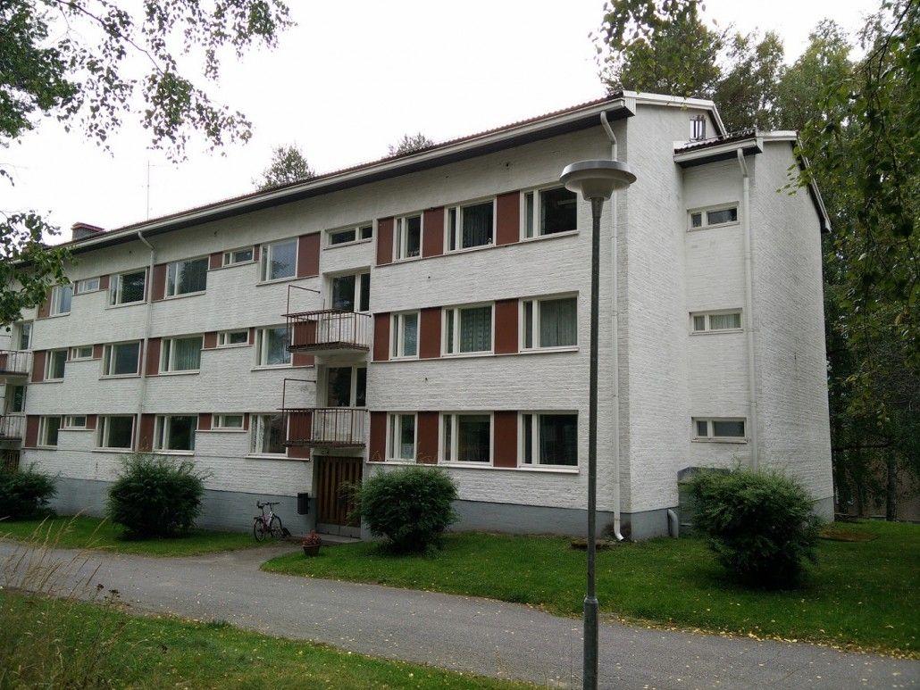 Доходный дом в Ювяскюля, Финляндия, 44 м2 - фото 1