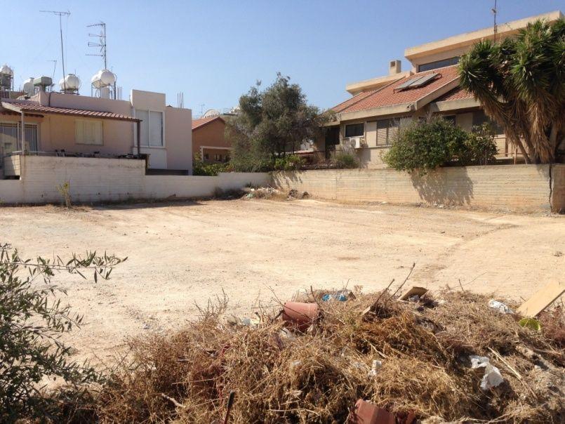 Земля в Лимассоле, Кипр, 521 м2 - фото 1