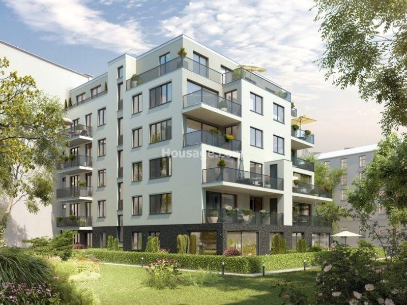 Квартира в Берлине, Германия, 90.66 м2 - фото 1