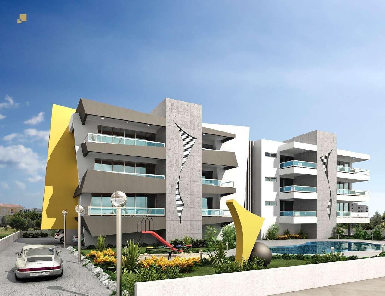 Квартира в Лимассоле, Кипр, 103 м2 - фото 1