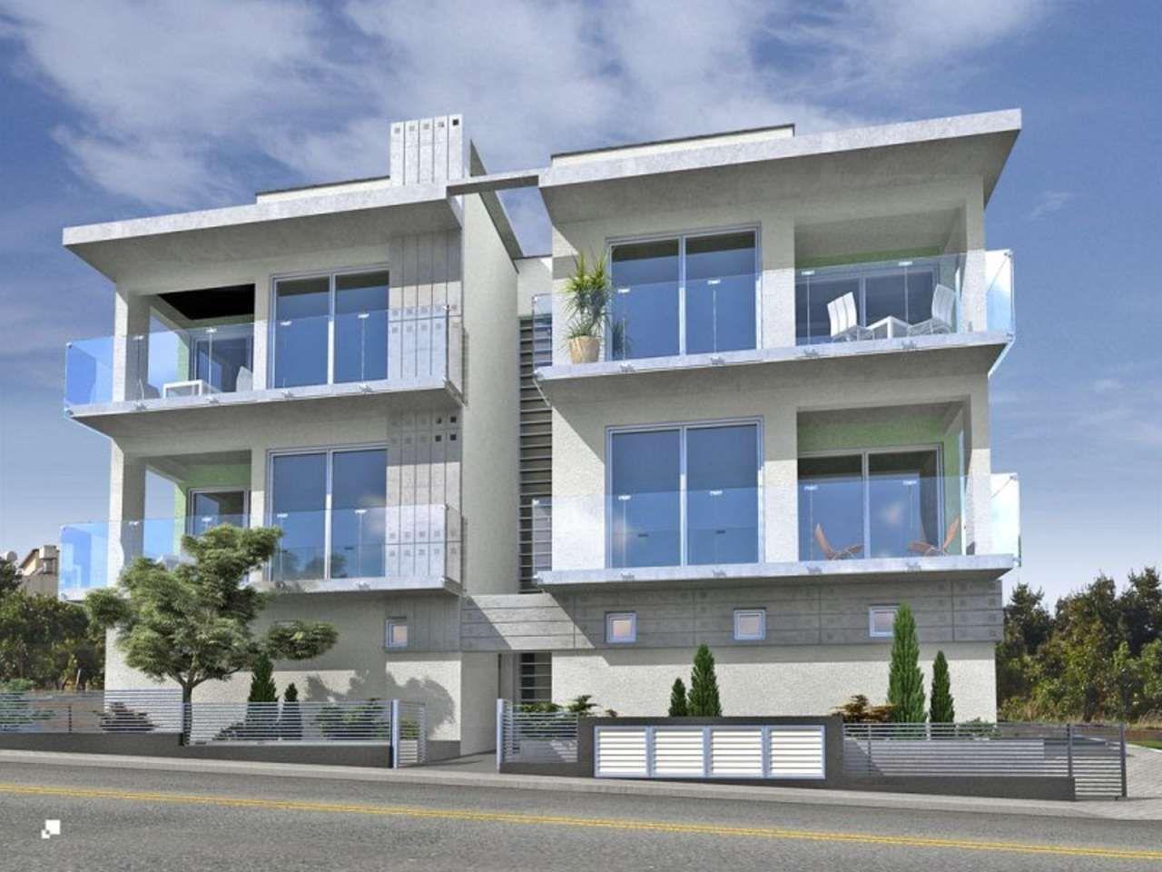 Квартира в Лимассоле, Кипр, 60 м2 - фото 1