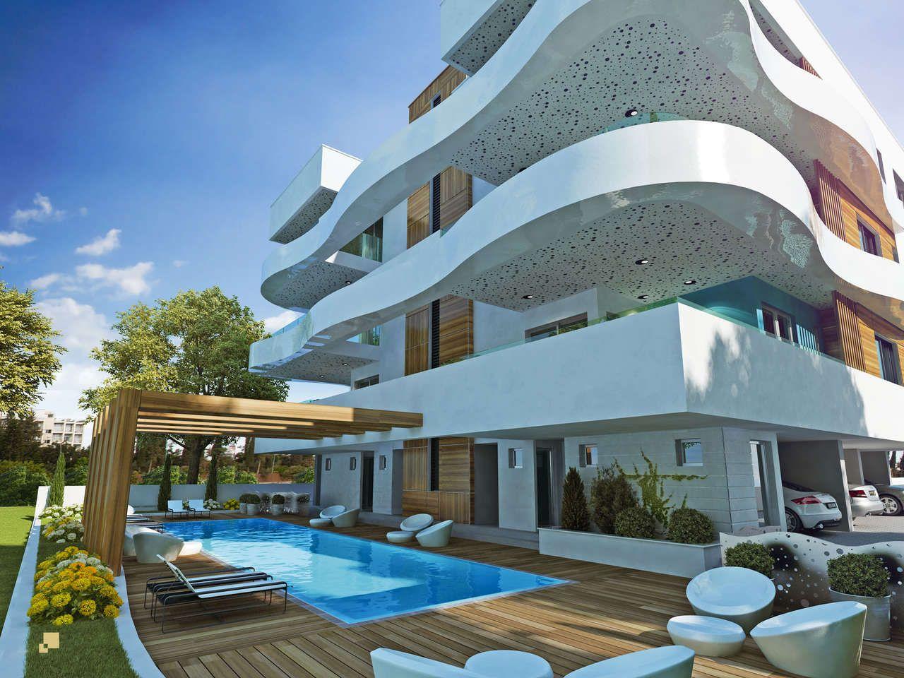 Квартира в Лимассоле, Кипр, 71 м2 - фото 1