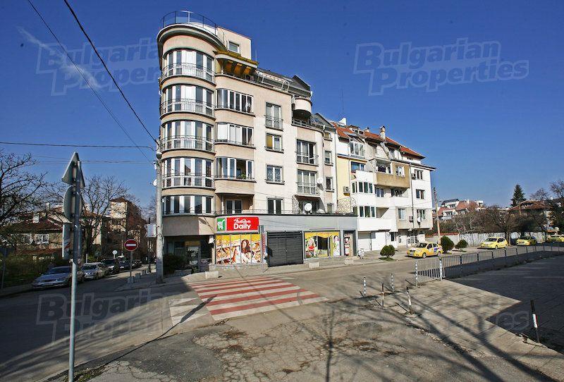 Апартаменты в Софии, Болгария, 115.48 м2 - фото 1