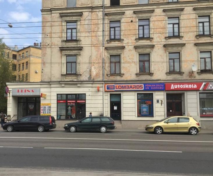 Магазин в Риге, Латвия, 116 м2 - фото 1