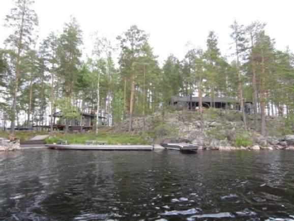 Коттедж в Савонлинне, Финляндия, 23250 м2 - фото 1