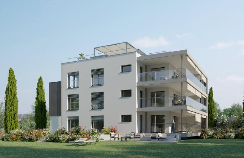 Апартаменты в Женеве, Швейцария, 121 м2 - фото 1