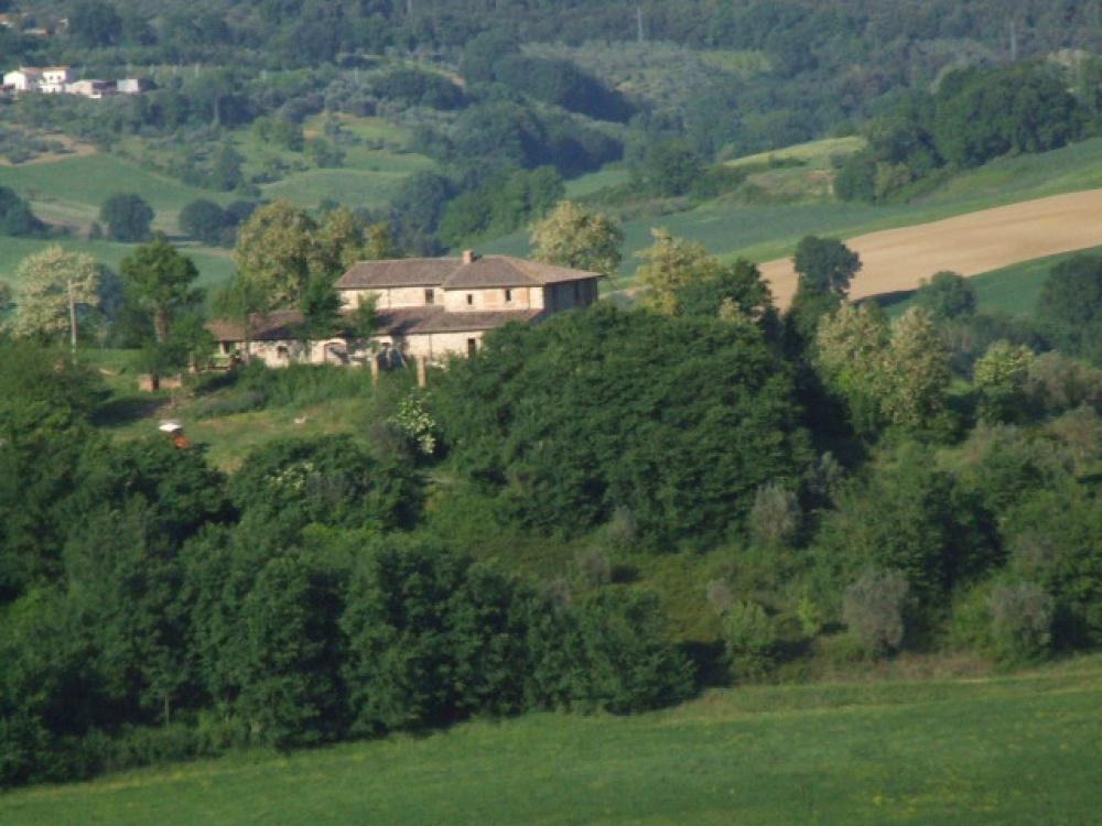 Вилла в Умбрии, Италия, 700 м2 - фото 1