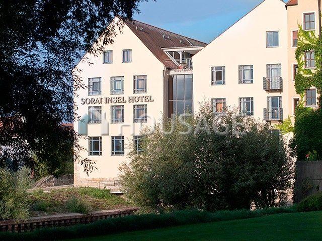 Отель, гостиница в Регенсбурге, Германия, 4122 м2 - фото 1