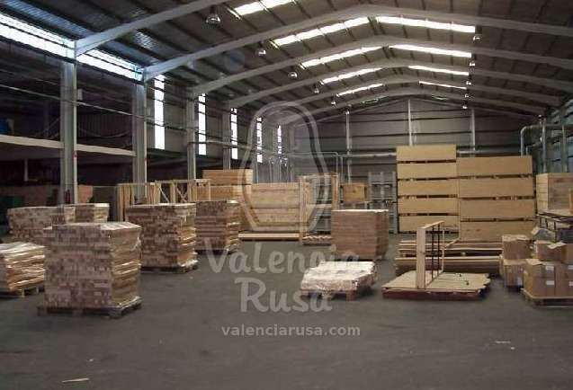Производство в Валенсии, Испания, 3000 м2 - фото 1