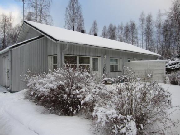 Таунхаус в Пункахарью, Финляндия, 59.5 м2 - фото 1