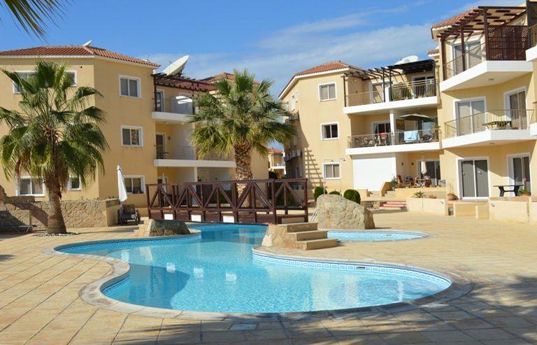 Апартаменты в Пафосе, Кипр, 80 м2 - фото 1