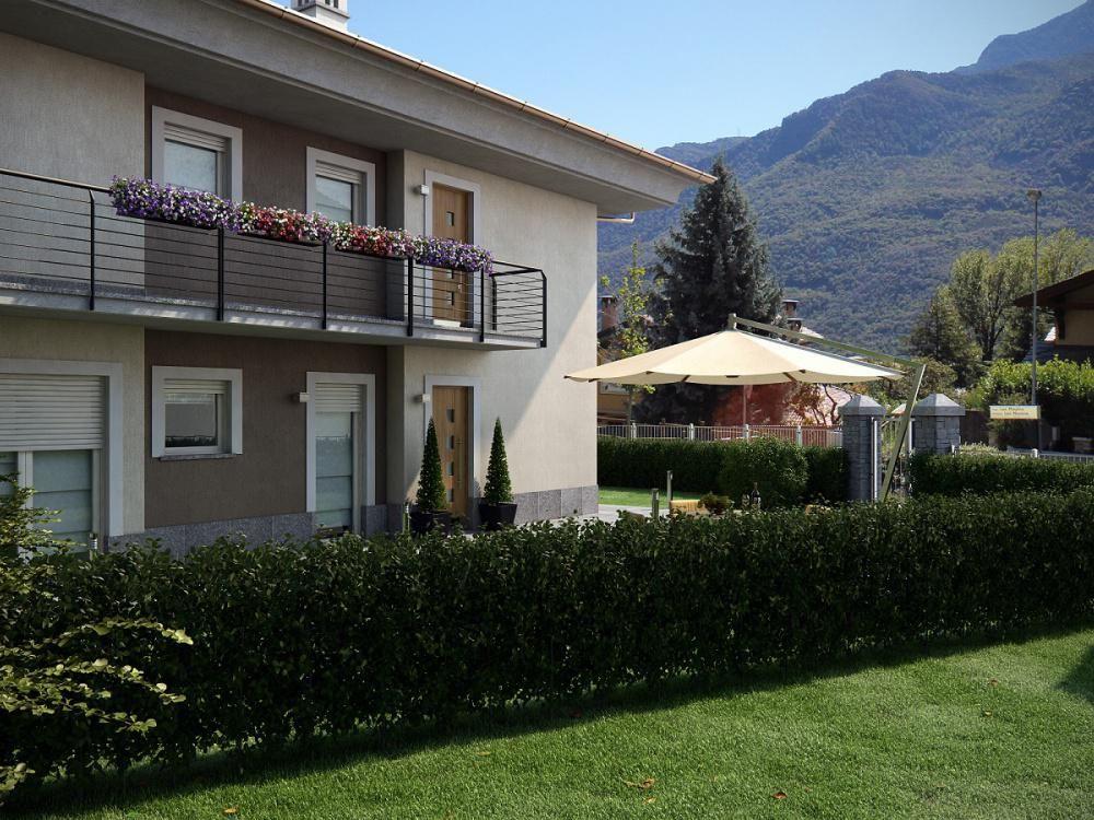 Апартаменты в Валле-д'Аоста, Италия, 112 м2 - фото 1