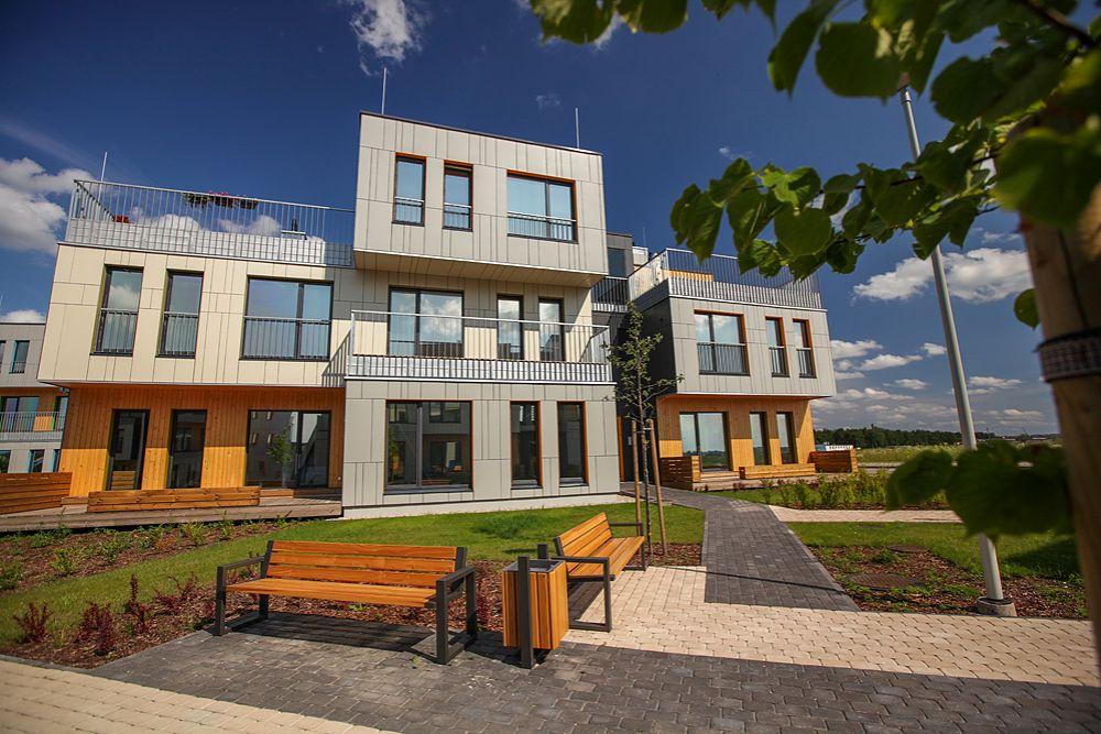 Квартира в Бабитском крае, Латвия, 103.5 м2 - фото 1