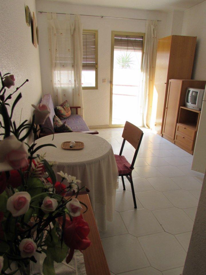 Студия в Торревьехе, Испания, 25 м2 - фото 1