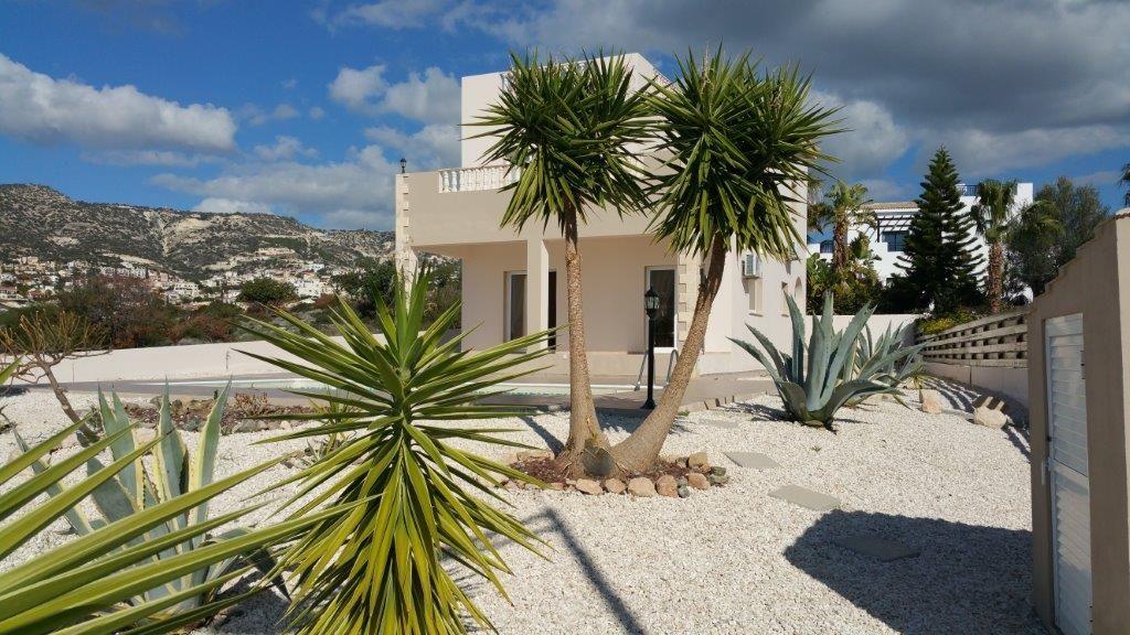 Вилла в Пафосе, Кипр, 750 м2 - фото 1