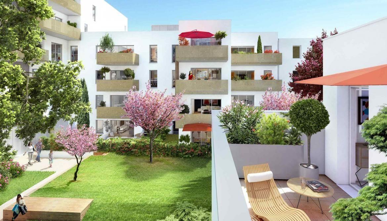 Апартаменты в Лионе, Франция, 60 м2 - фото 1