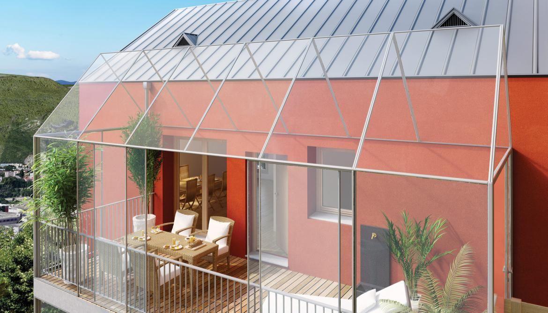 Апартаменты в Экс-ле-Бен, Франция, 129 м2 - фото 1
