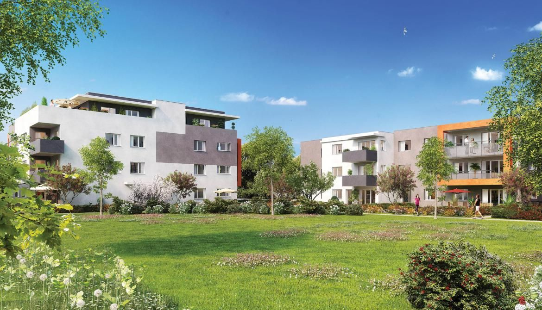 Апартаменты в Рона-Альпы, Франция, 69 м2 - фото 1