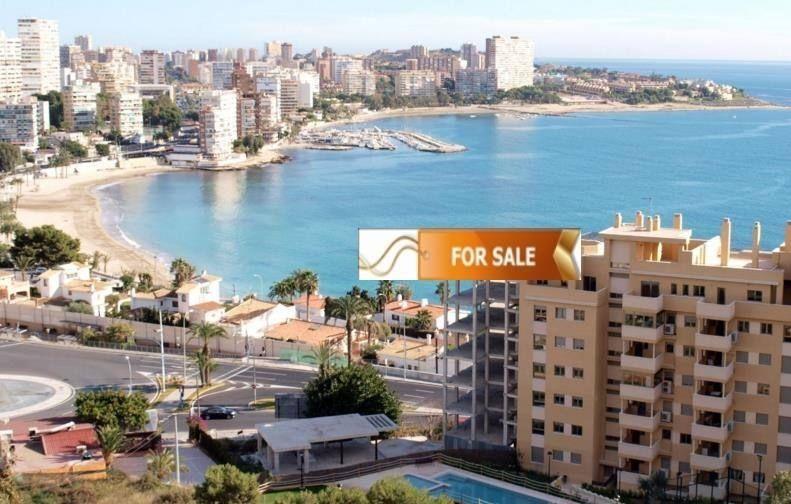Недвижимость в испании в аликанте