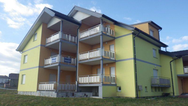 Квартира в Моравске-Топлице, Словения, 72.5 м2 - фото 1