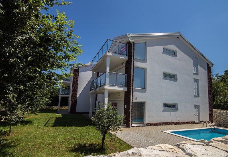 Апартаменты на Крке, Хорватия, 100 м2 - фото 1