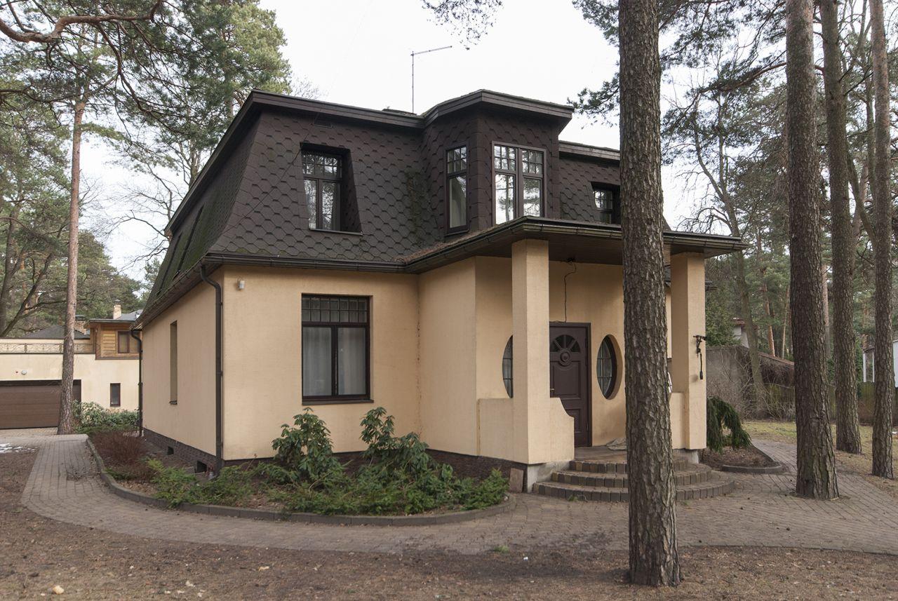 Дом в Риге, Латвия, 1776 м2 - фото 1