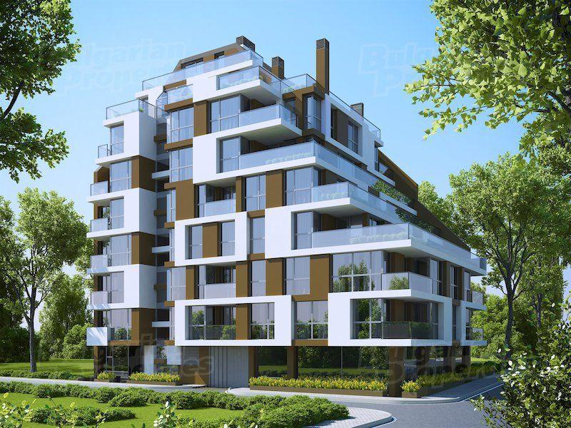 Апартаменты в Софии, Болгария, 136.06 м2 - фото 1
